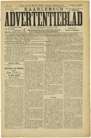 Haarlemsch Advertentieblad 1898-02-02