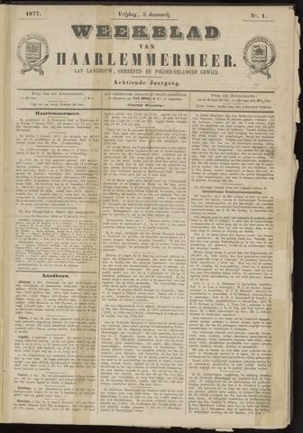 Weekblad van Haarlemmermeer 1877-01-05