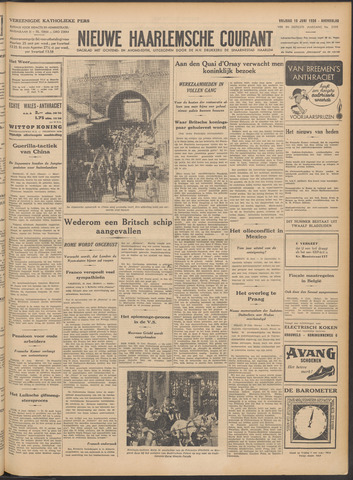 Nieuwe Haarlemsche Courant 1938-06-10