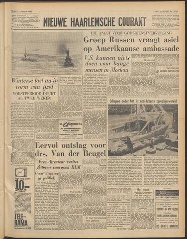 Nieuwe Haarlemsche Courant 1963-01-04