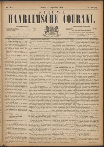 Nieuwe Haarlemsche Courant 1878-09-15