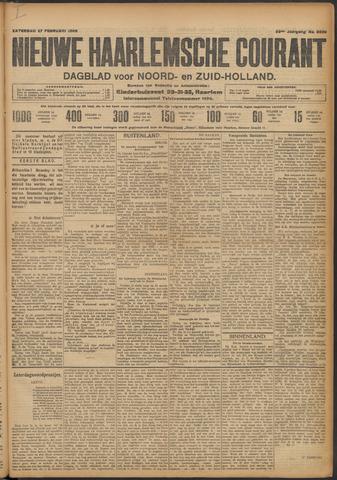 Nieuwe Haarlemsche Courant 1909-02-27