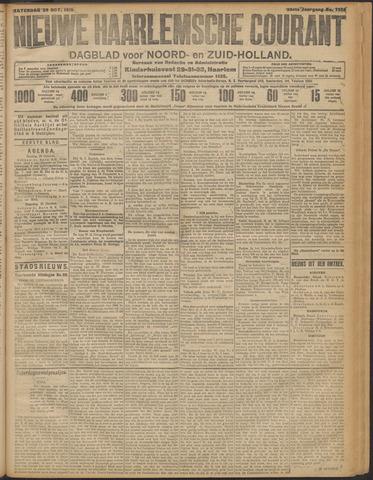 Nieuwe Haarlemsche Courant 1910-10-29