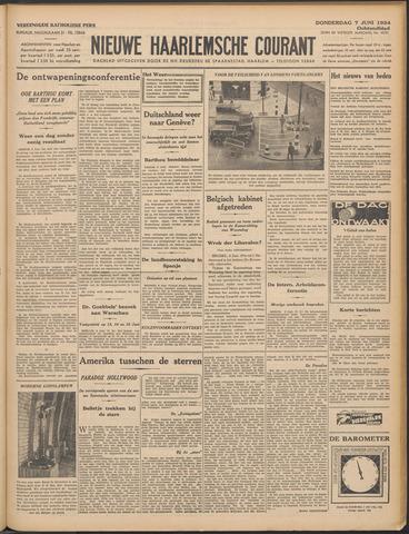 Nieuwe Haarlemsche Courant 1934-06-07
