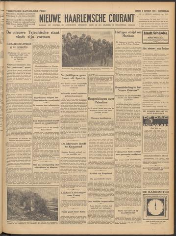 Nieuwe Haarlemsche Courant 1938-10-09