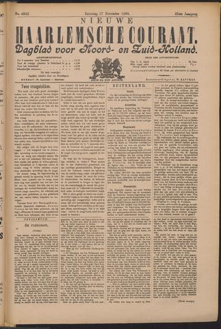 Nieuwe Haarlemsche Courant 1900-11-17