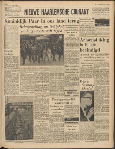 Nieuwe Haarlemsche Courant 1964-04-18