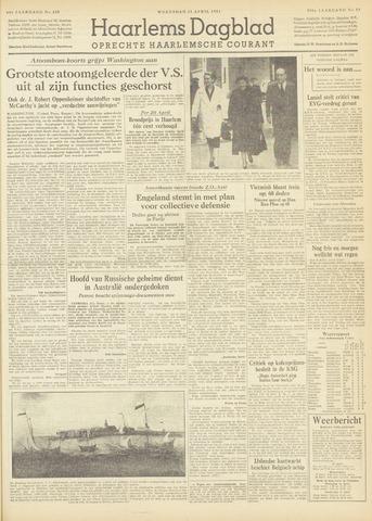 Haarlem's Dagblad 1954-04-14