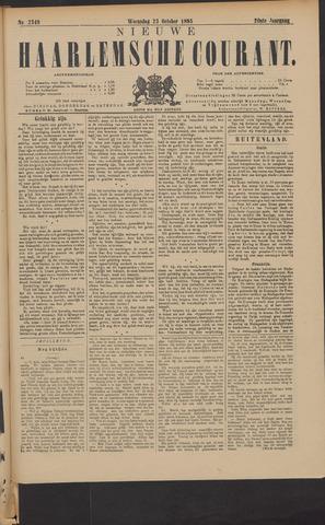 Nieuwe Haarlemsche Courant 1895-10-23