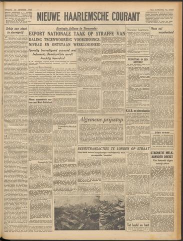 Nieuwe Haarlemsche Courant 1949-09-20
