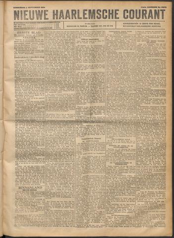 Nieuwe Haarlemsche Courant 1920-09-02