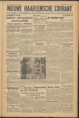 Nieuwe Haarlemsche Courant 1946-07-24