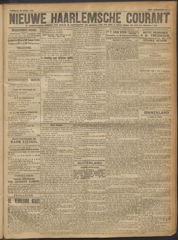 Nieuwe Haarlemsche Courant 1918-04-30