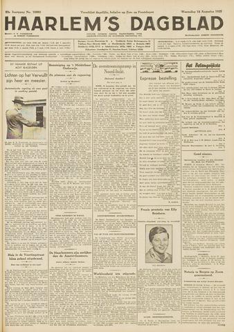 Haarlem's Dagblad 1935-08-14