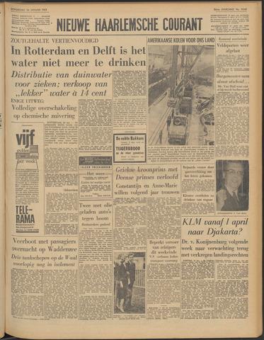 Nieuwe Haarlemsche Courant 1963-01-24