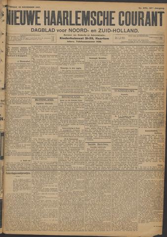 Nieuwe Haarlemsche Courant 1907-11-30