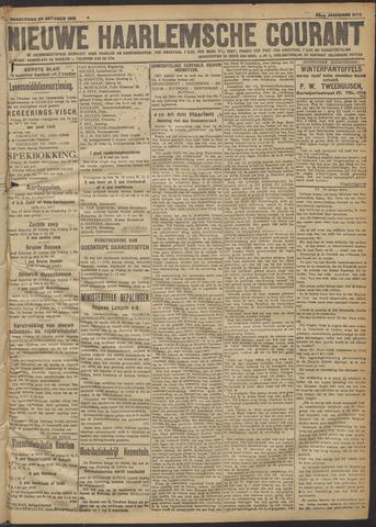Nieuwe Haarlemsche Courant 1918-10-24