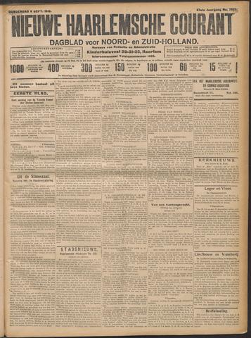 Nieuwe Haarlemsche Courant 1912-09-05