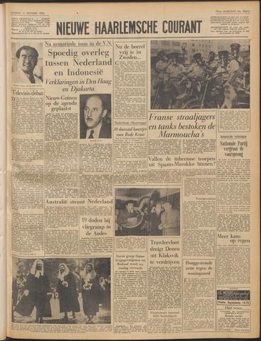 Nieuwe Haarlemsche Courant 1955-10-04