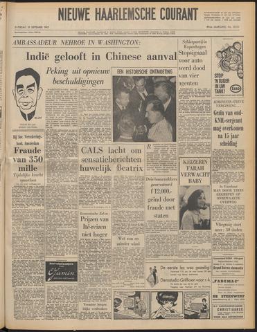Nieuwe Haarlemsche Courant 1965-09-18