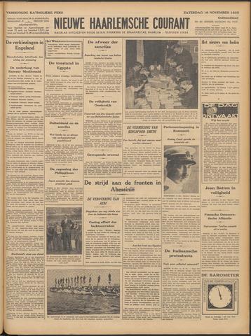 Nieuwe Haarlemsche Courant 1935-11-16
