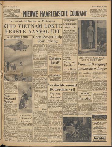 Nieuwe Haarlemsche Courant 1964-08-07