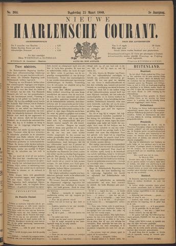 Nieuwe Haarlemsche Courant 1880-03-25
