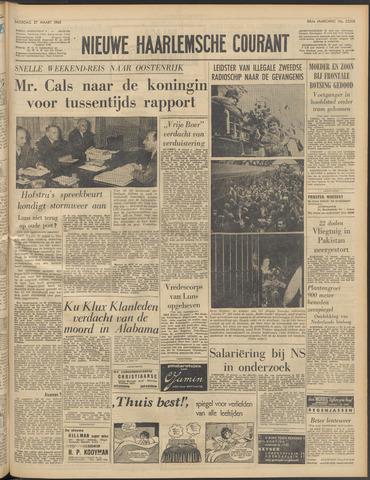 Nieuwe Haarlemsche Courant 1965-03-27