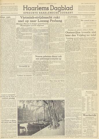 Haarlem's Dagblad 1954-02-09