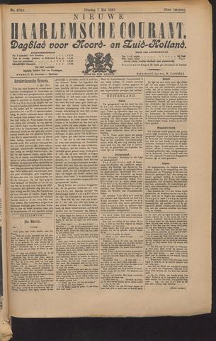 Nieuwe Haarlemsche Courant 1901-05-07