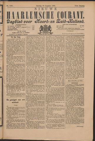 Nieuwe Haarlemsche Courant 1902-08-30