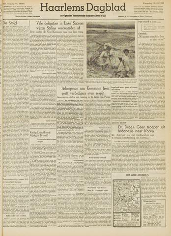 Haarlem's Dagblad 1950-07-19