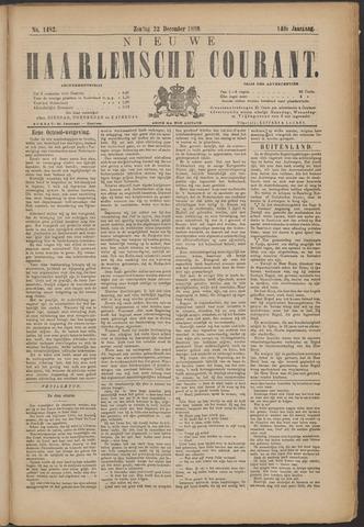 Nieuwe Haarlemsche Courant 1889-12-22