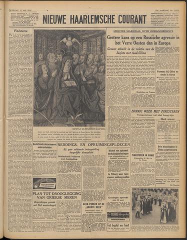 Nieuwe Haarlemsche Courant 1951-05-12