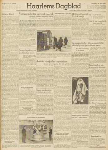 Haarlem's Dagblad 1947-04-16