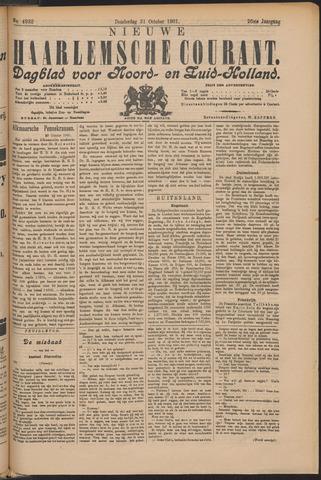 Nieuwe Haarlemsche Courant 1901-10-31