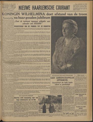 Nieuwe Haarlemsche Courant 1948-05-13