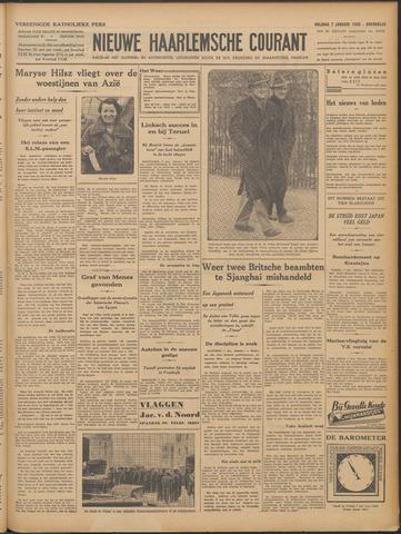 Nieuwe Haarlemsche Courant 1938-01-07