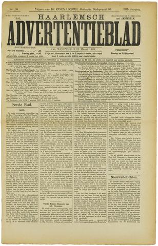 Haarlemsch Advertentieblad 1889-03-13