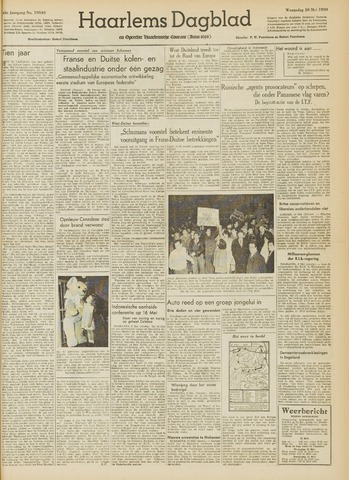 Haarlem's Dagblad 1950-05-10