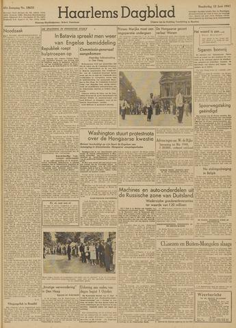 Haarlem's Dagblad 1947-06-12