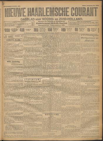Nieuwe Haarlemsche Courant 1914-04-08