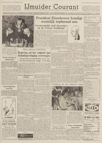 IJmuider Courant 1959-10-29