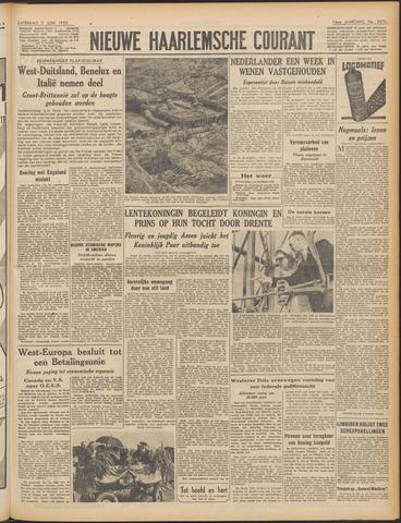 Nieuwe Haarlemsche Courant 1950-06-03