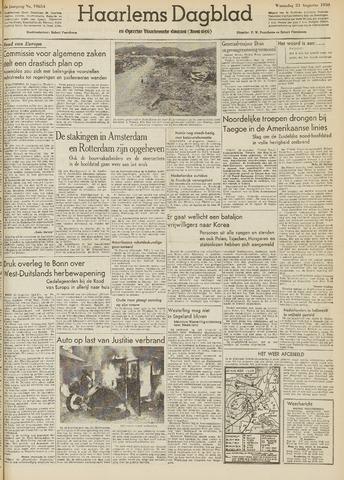 Haarlem's Dagblad 1950-08-23