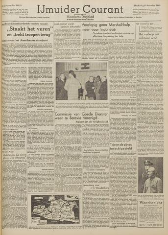 IJmuider Courant 1948-12-23