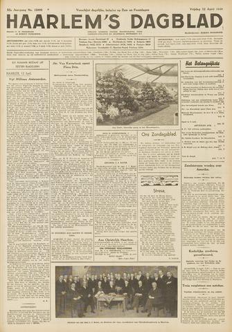 Haarlem's Dagblad 1935-04-12
