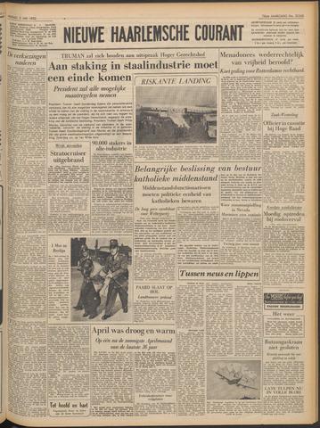 Nieuwe Haarlemsche Courant 1952-05-02