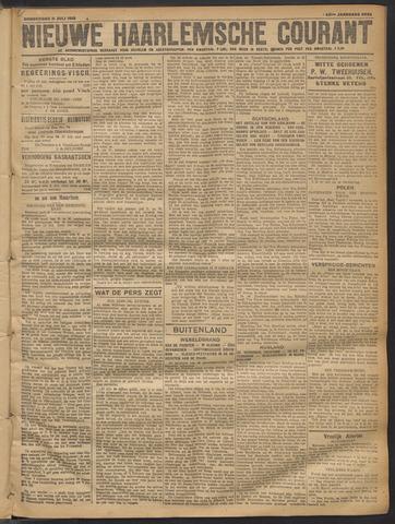 Nieuwe Haarlemsche Courant 1918-07-11