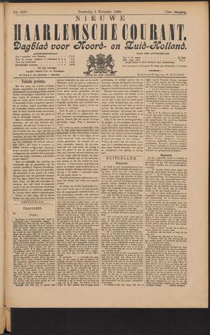 Nieuwe Haarlemsche Courant 1898-11-03